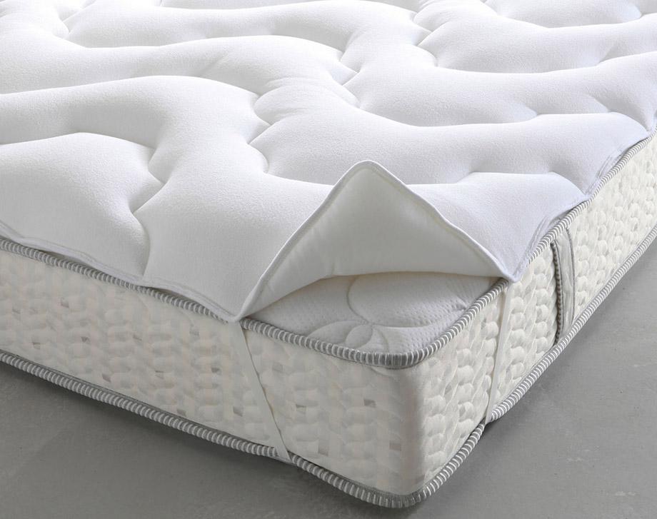 surmatelas et prot ge matelas en 35 chez la maison du matelas. Black Bedroom Furniture Sets. Home Design Ideas