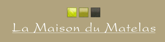 La Maison du Matelas Logo